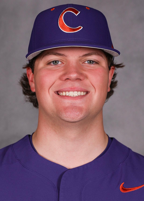 Mack Anglin - Baseball - Clemson University Athletics
