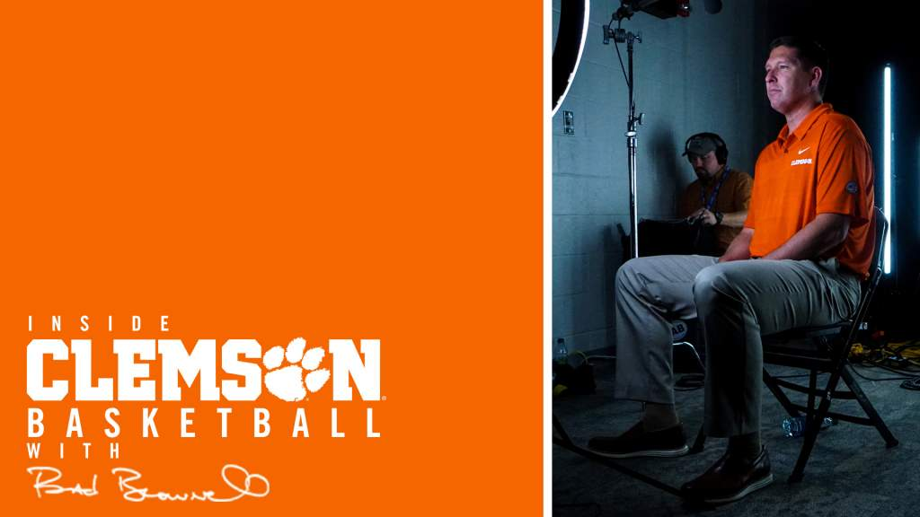 Inside Clemson Basketball with Brad Brownell