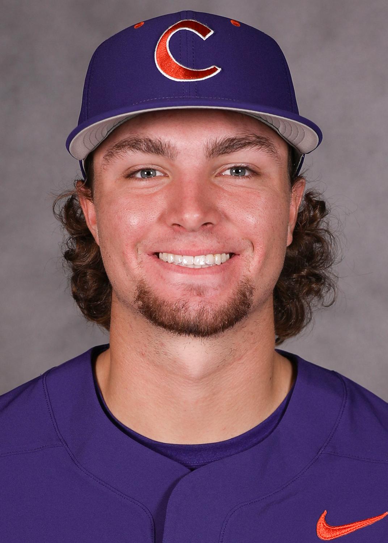 J.D. Brock - Baseball - Clemson University Athletics