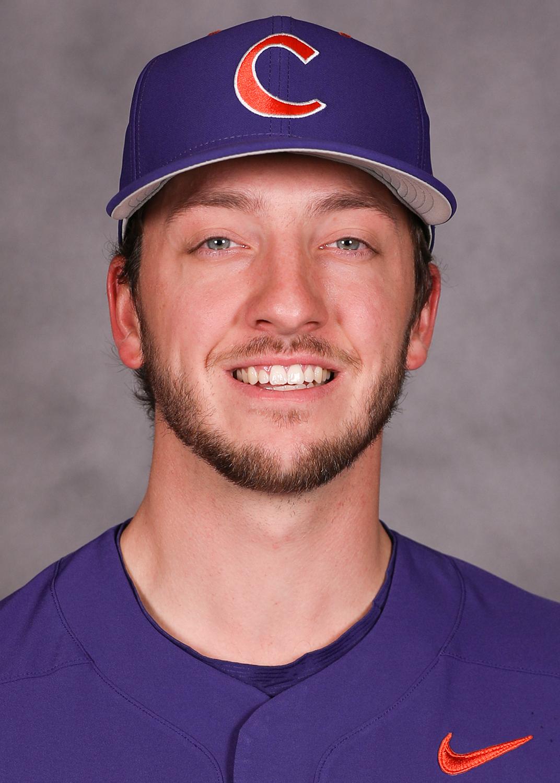 Mat Clark - Baseball - Clemson University Athletics