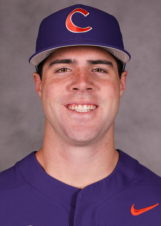 Matt Cooper - Baseball - Clemson University Athletics