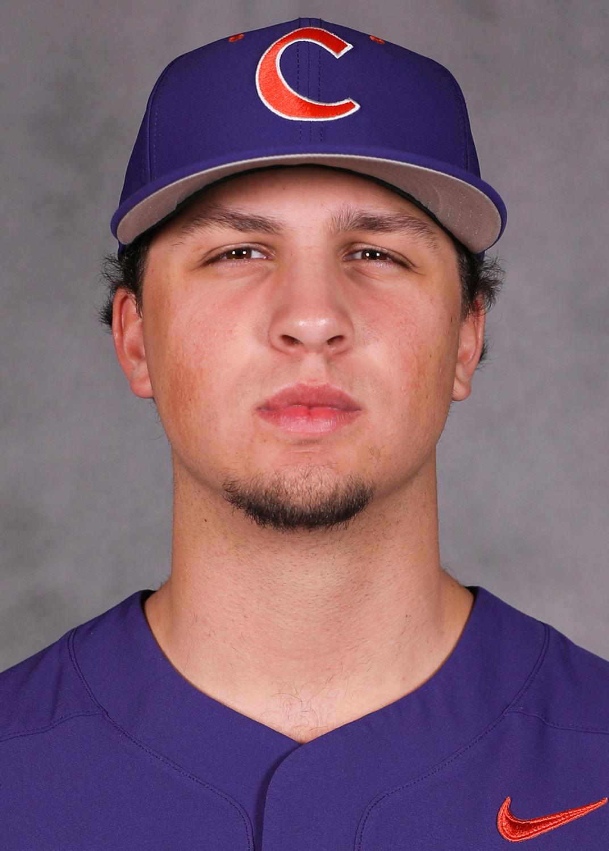 Alex Edmondson - Baseball - Clemson University Athletics