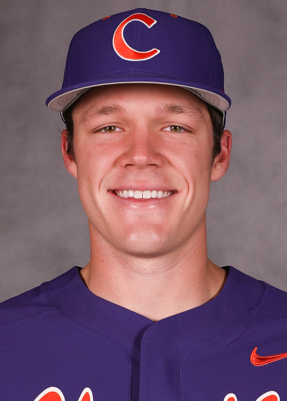 Evan Estridge - Baseball - Clemson University Athletics