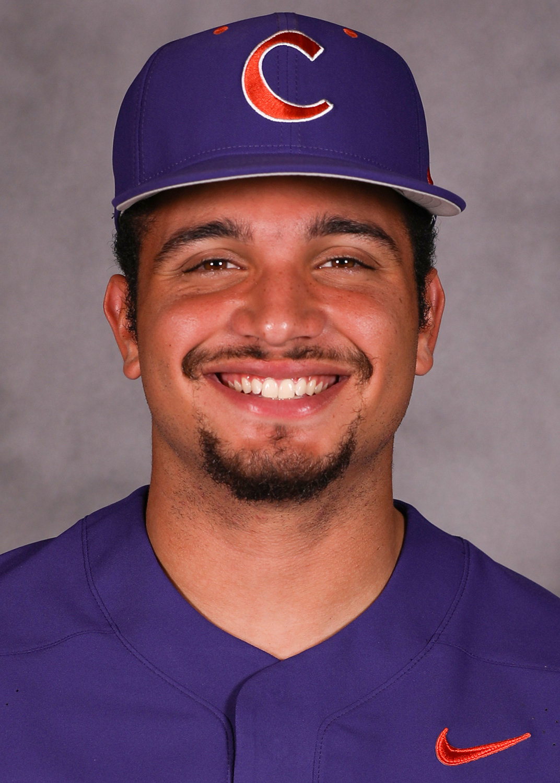 Jonathan French - Baseball - Clemson University Athletics