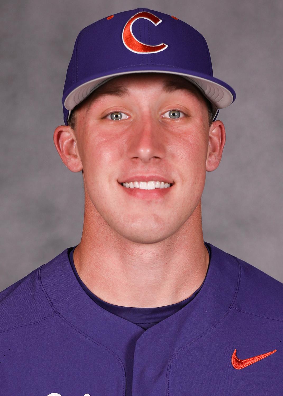 Geoffrey Gilbert - Baseball - Clemson University Athletics