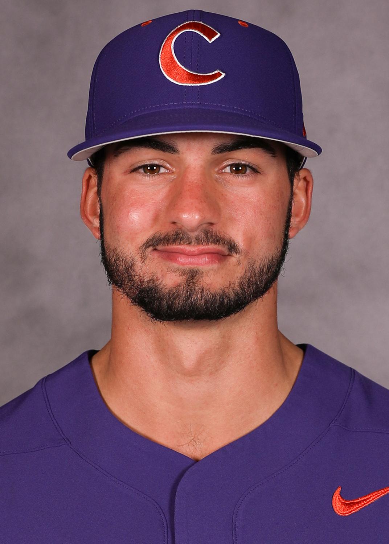 Sam Hall - Baseball - Clemson University Athletics