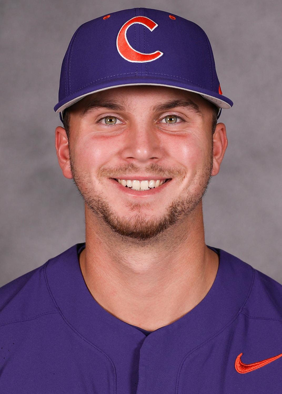 Bryar Hawkins - Baseball - Clemson University Athletics