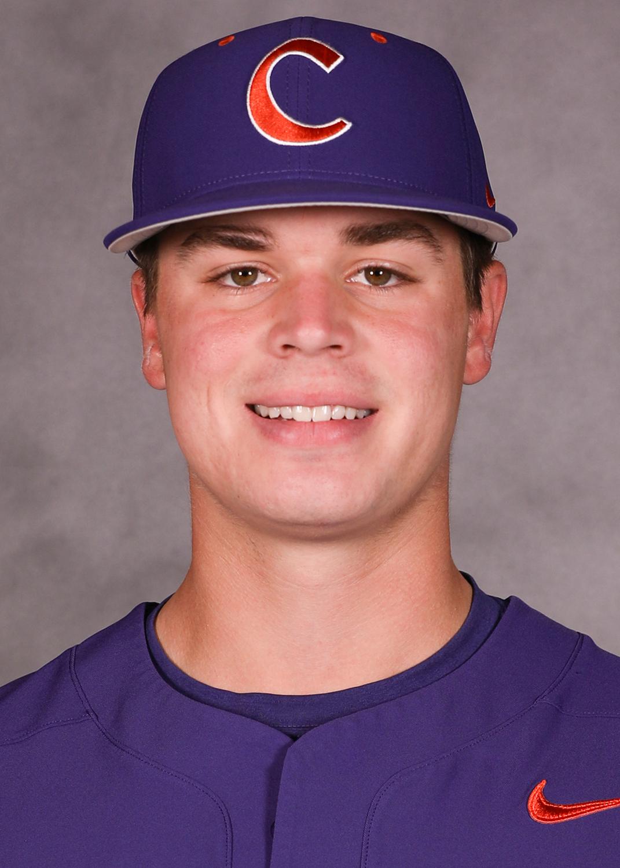 Nick Hoffmann - Baseball - Clemson University Athletics