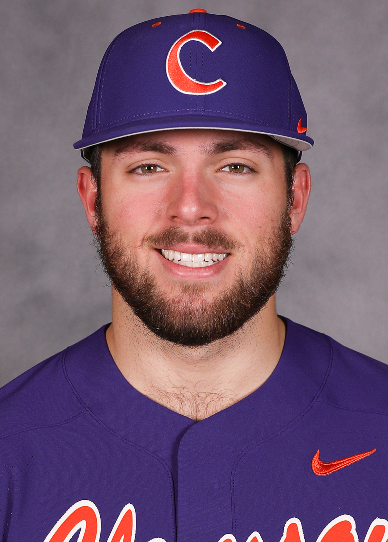 Rob Hughes - Baseball - Clemson University Athletics