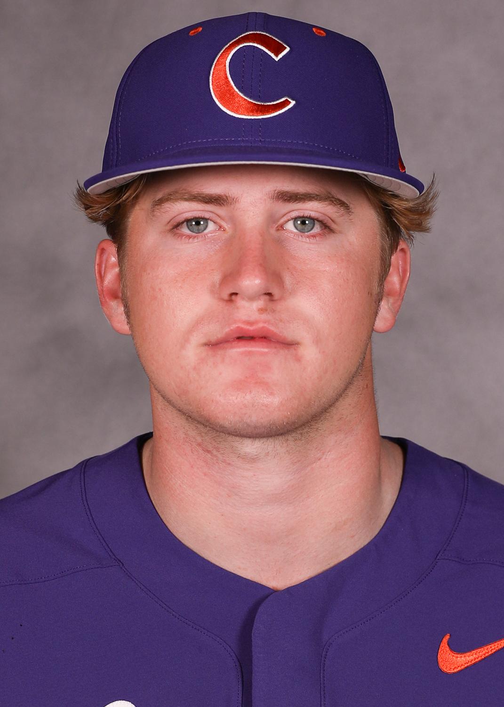 Landon Lucas - Baseball - Clemson University Athletics
