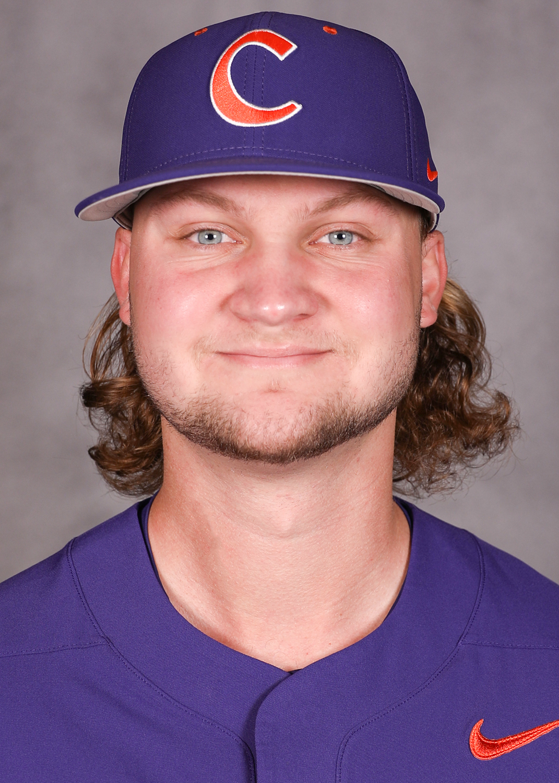 Connor O'Rear - Baseball - Clemson University Athletics