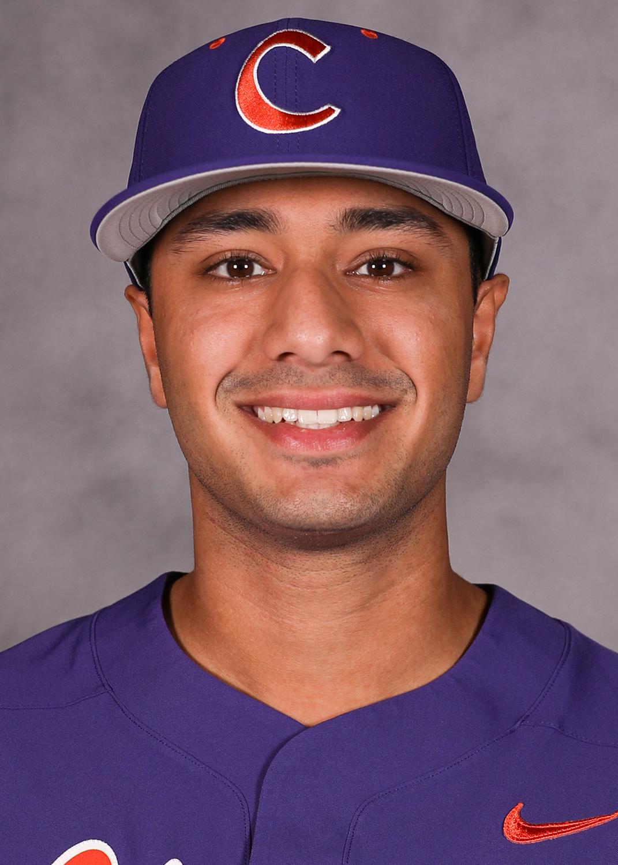 Rasesh Pandya - Baseball - Clemson University Athletics