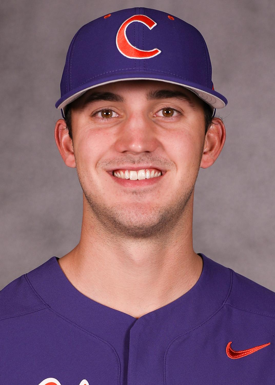 James Parker - Baseball - Clemson University Athletics