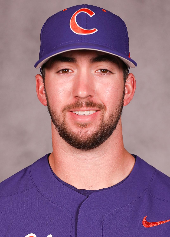 Carter Raffield - Baseball - Clemson University Athletics