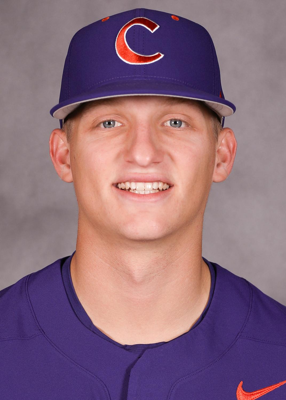 Regan Reid - Baseball - Clemson University Athletics