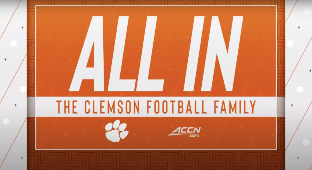 ALLIN the Clemson Football Family || Episode 4