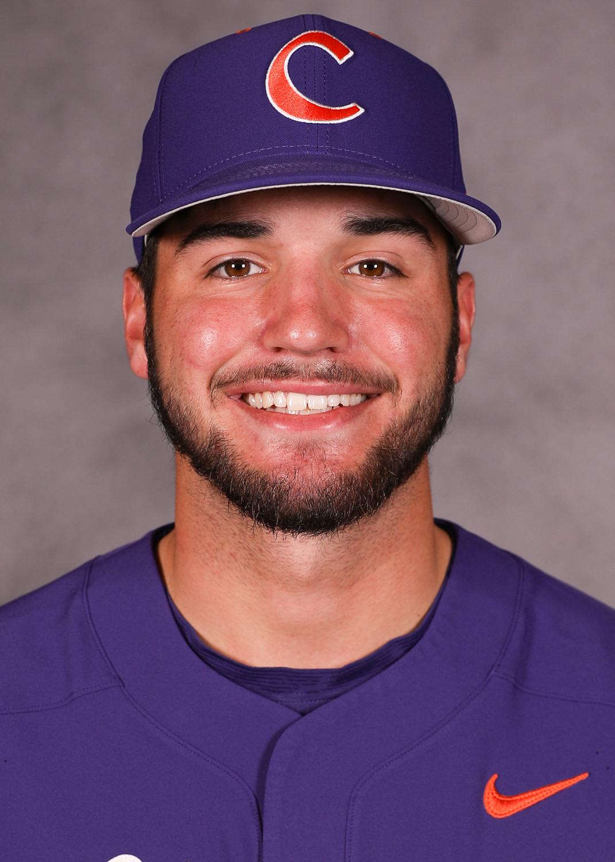 Davis Sharpe - Baseball - Clemson University Athletics