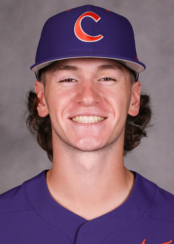 Noah Stout - Baseball - Clemson University Athletics