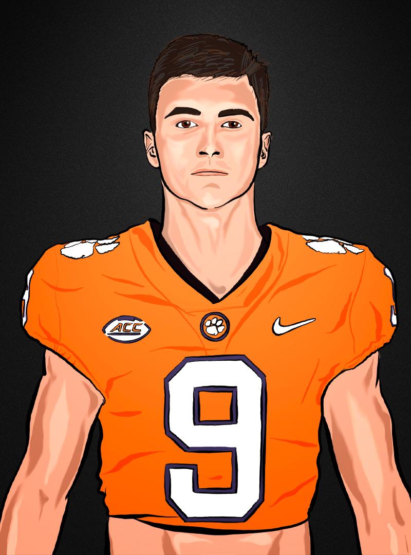 Will Taylor - Football - Clemson University Athletics
