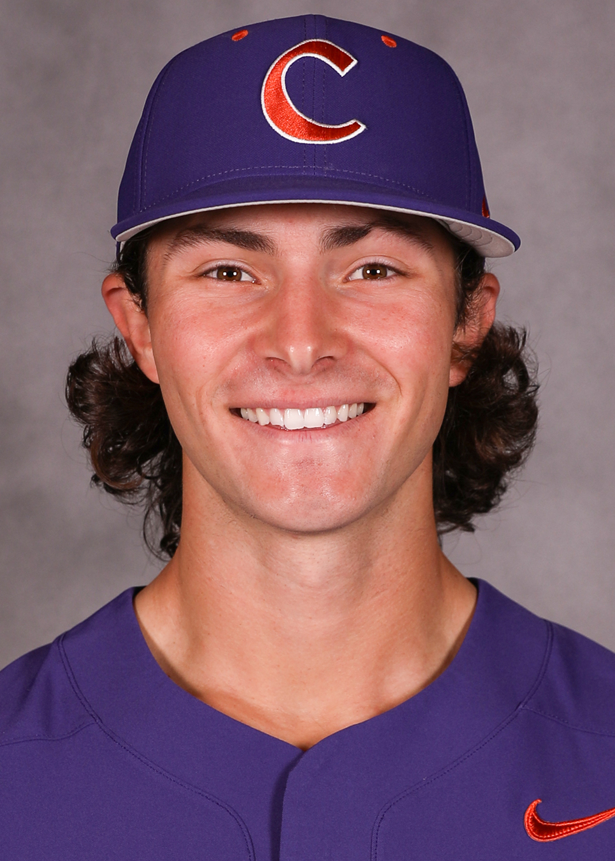Bryce Teodosio - Baseball - Clemson University Athletics