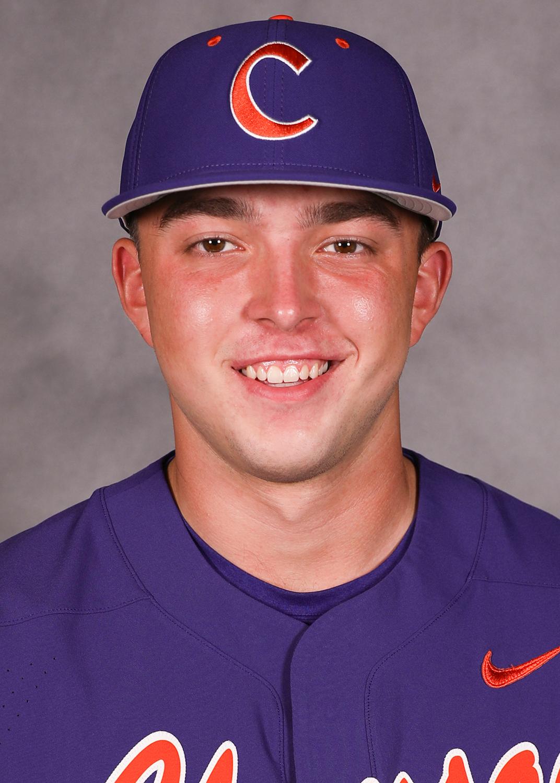 Max Wagner - Baseball - Clemson University Athletics