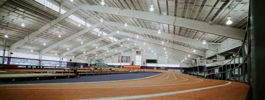 Track & Field Hosts Orange & Purple Elite to Open 2021 Season