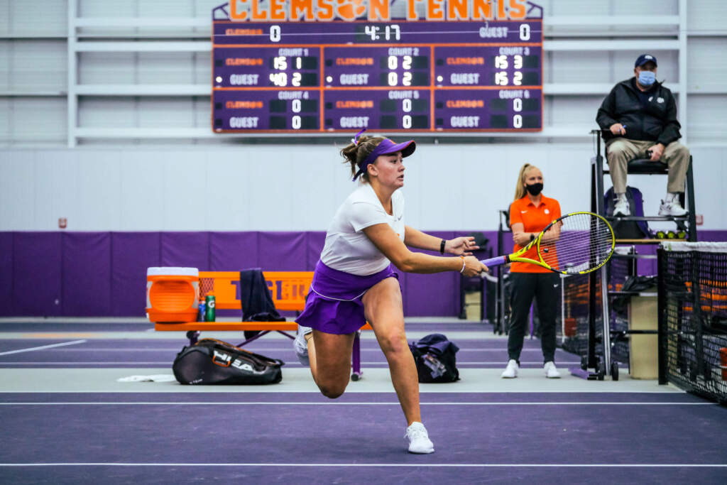 Tigers Conclude Play at Florida State Invitational