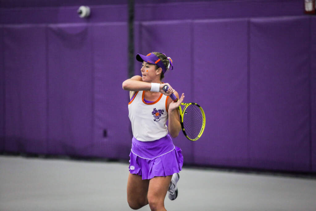 Tigers Defeat College Of Charleston, Complete Weekend Sweep