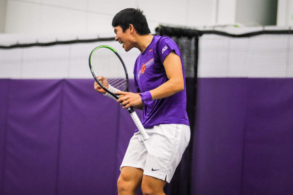 Jahn and Azuma Earn Ranked Win as Tigers Down Old Dominion, 6-1
