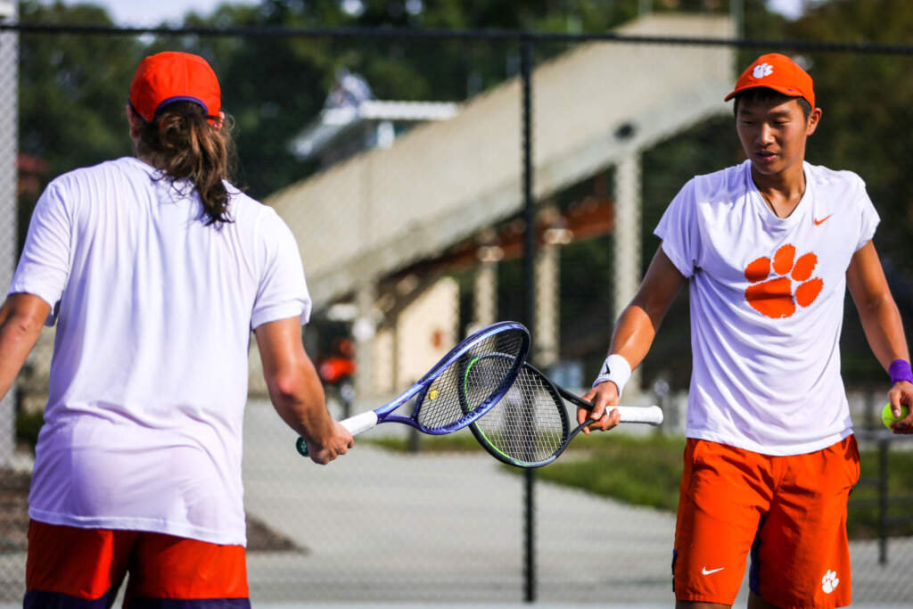 Men's Tennis Announces 2021 Spring Schedule