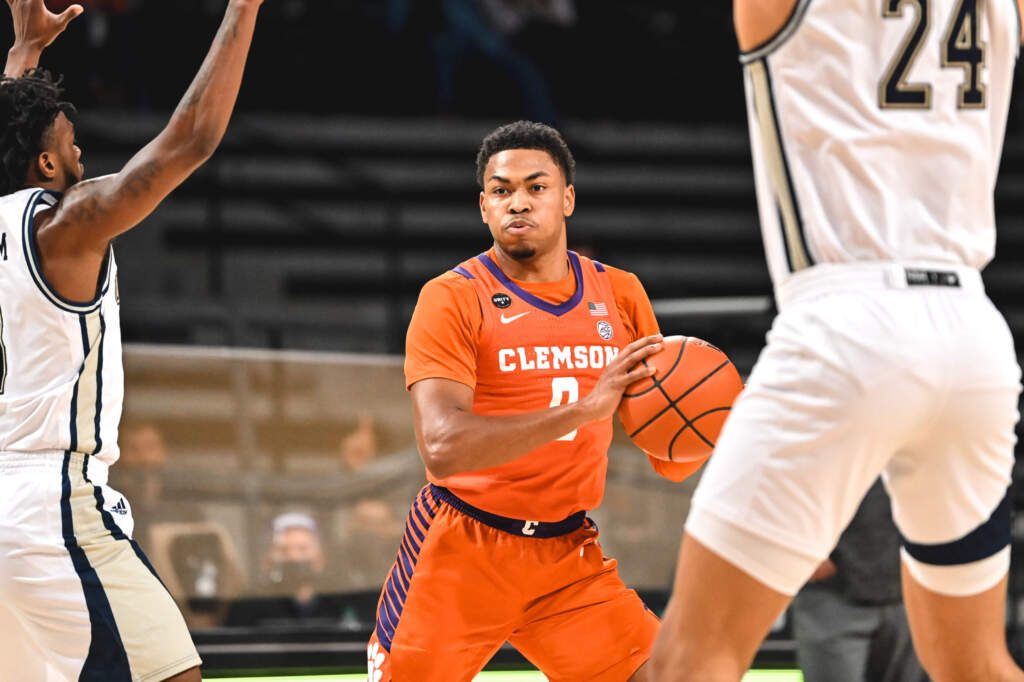 No. 20 Clemson Falls at Georgia Tech