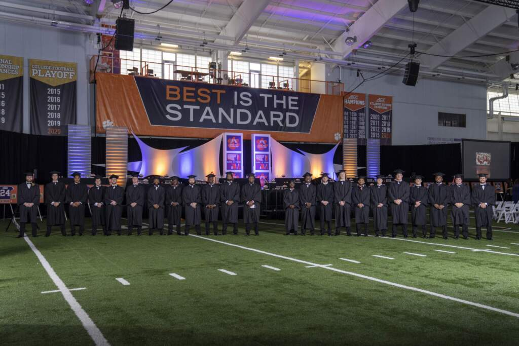 2020 Clemson Football Awards Banquet