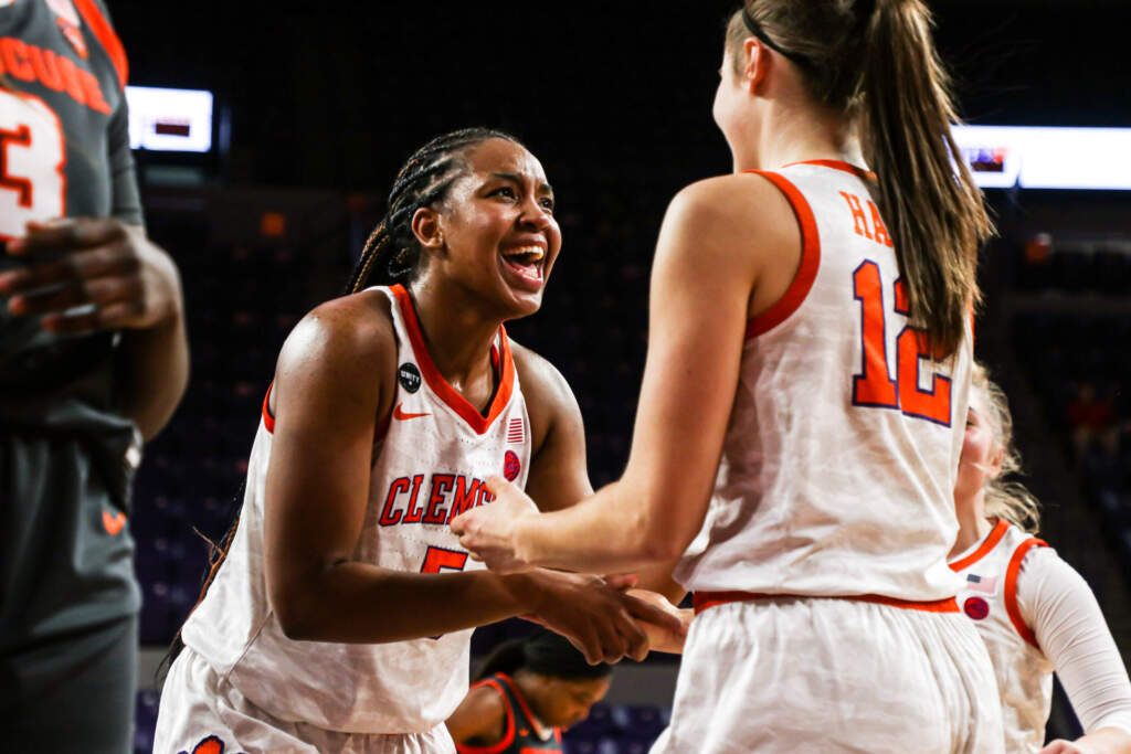 Clemson Hangs On for Overtime Victory Versus No. 23 Syracuse