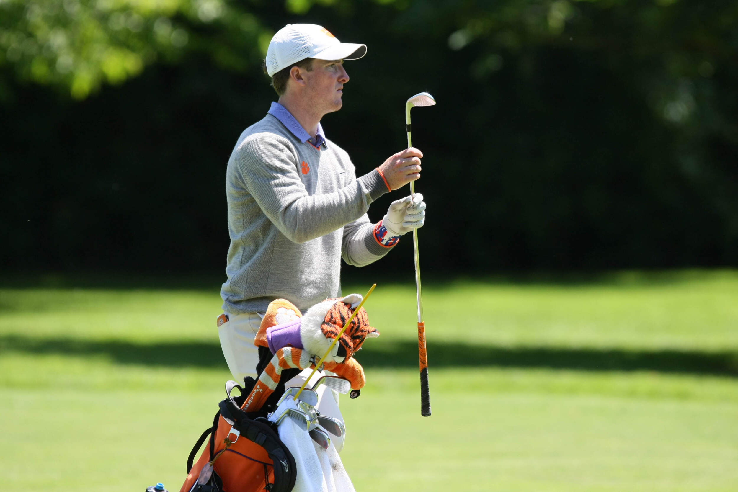 Clemson Finishes Second at Kiawah Invitational