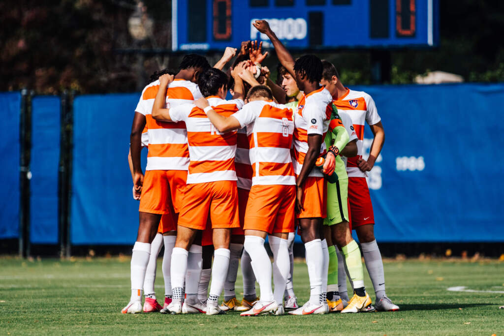 Men's Soccer Announces 2021 Spring Schedule