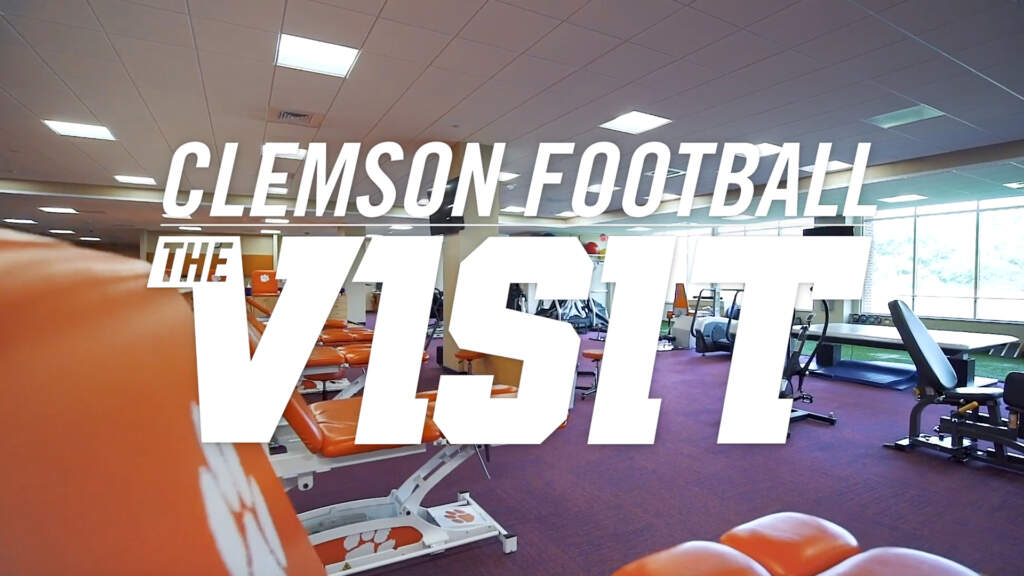 Clemson Football || The Visit – Episode 2: Body & Mind