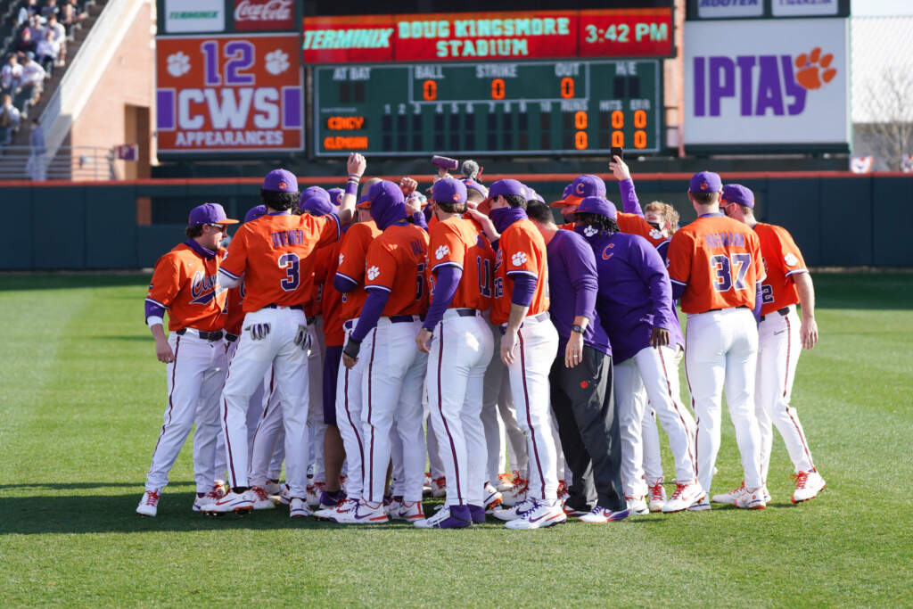 No. 25 Tigers Blank Bearcats 5-0