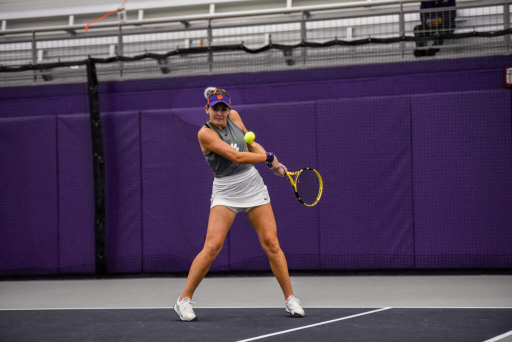 Women's Tennis To Face No. 14 Georgia Tech and Kennesaw State