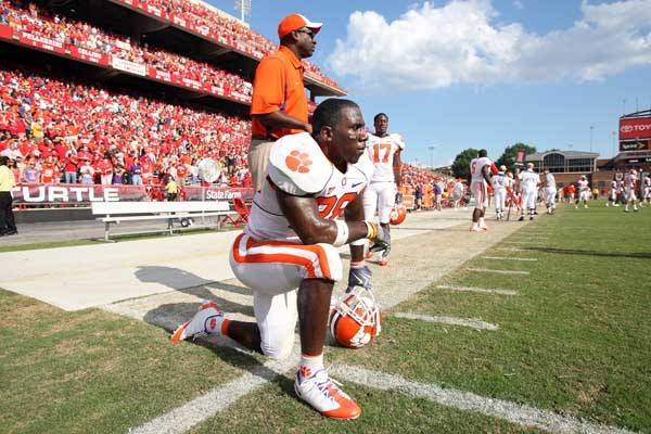 Clemson Athletics Black History: C.J. Spiller