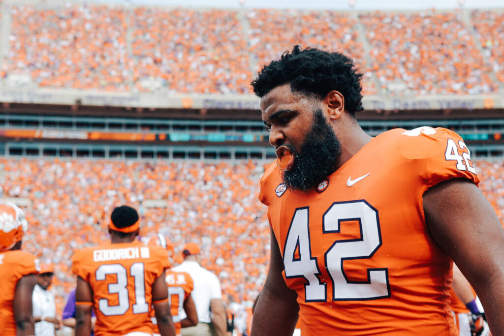 Clemson Athletics Black History: Christian Wilkins
