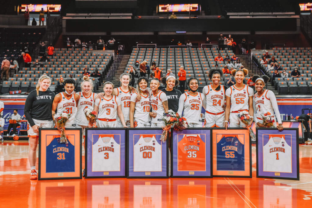 Clemson Falls to Miami on Senior Day