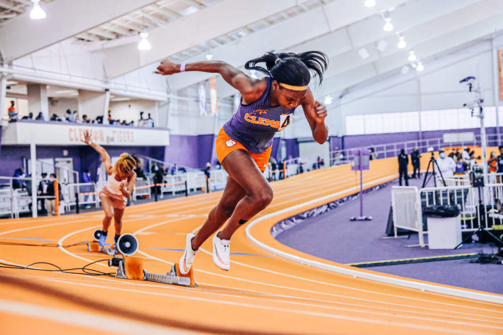 Meet Central: ACC Indoor Championships