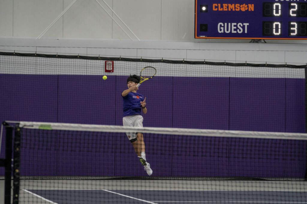 Men's Tennis Hosts North Carolina, Duke