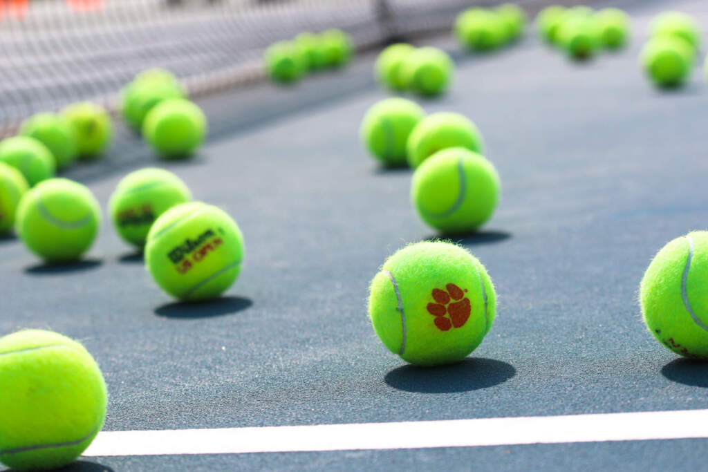 #55 Men's Tennis Heads to Waco for ITA Kickoff Weekend
