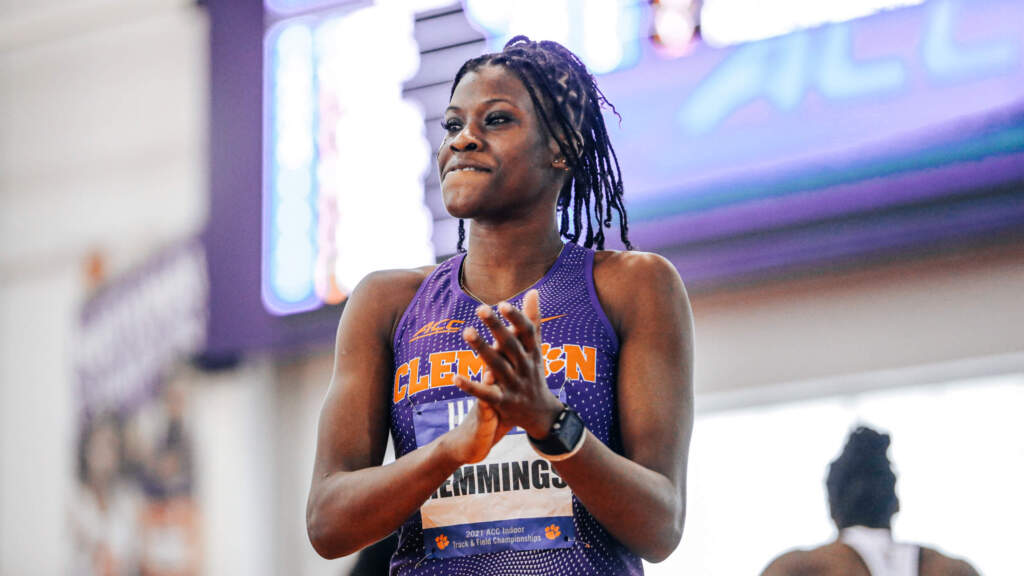 Clemson Men Tie for 4th, Women 5th at ACC Championships