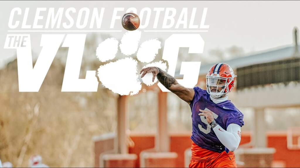 Clemson Football: The Vlog (Season 6 Premiere)