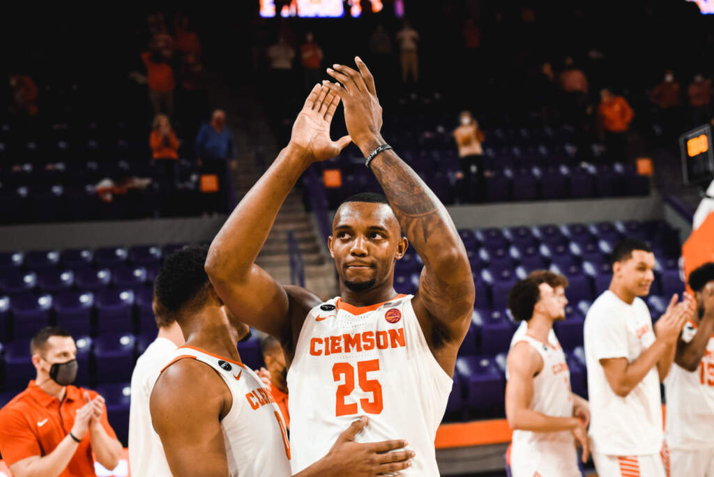 Aamir Simms Named to All-ACC Second Team