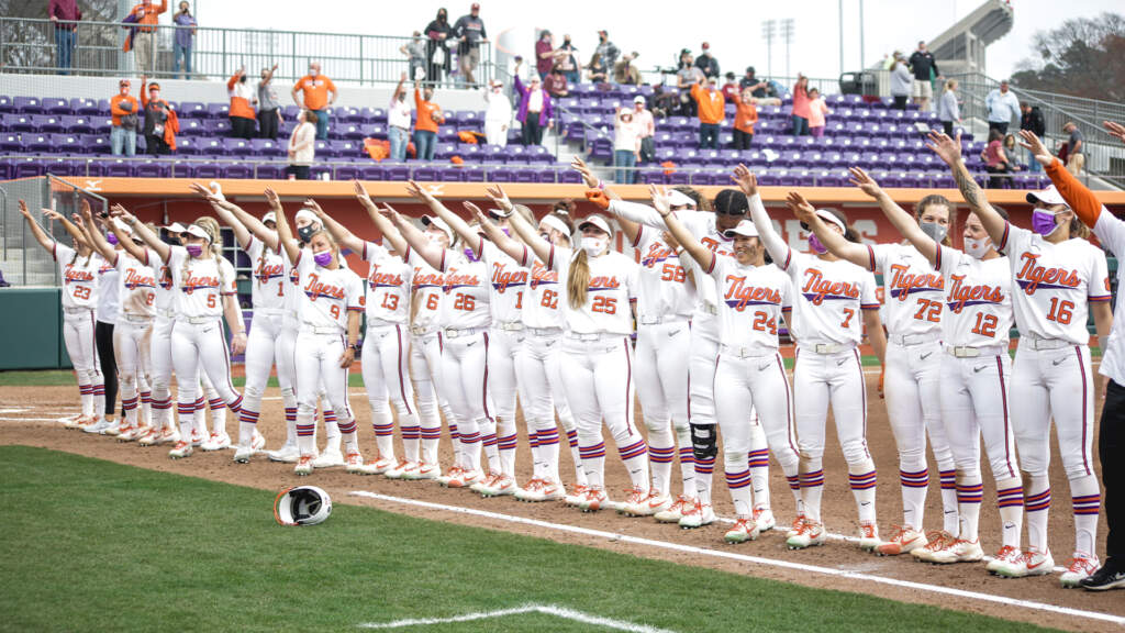 Clemson Softball || The Return of Clemson Softball