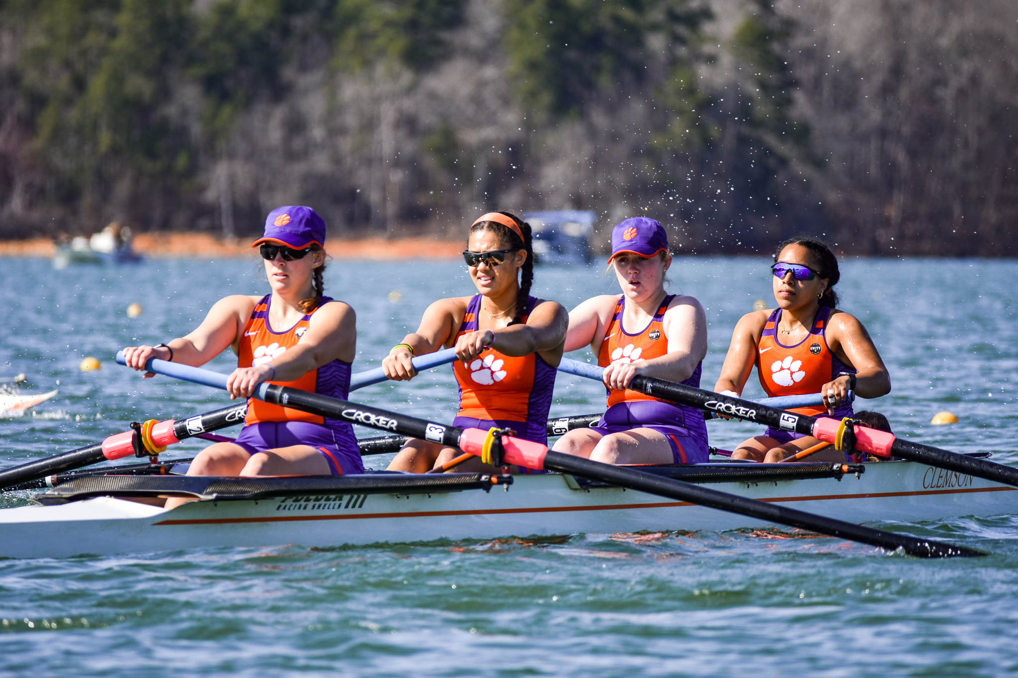 Clemson Finishes as Runner-Up in Carolina Cup
