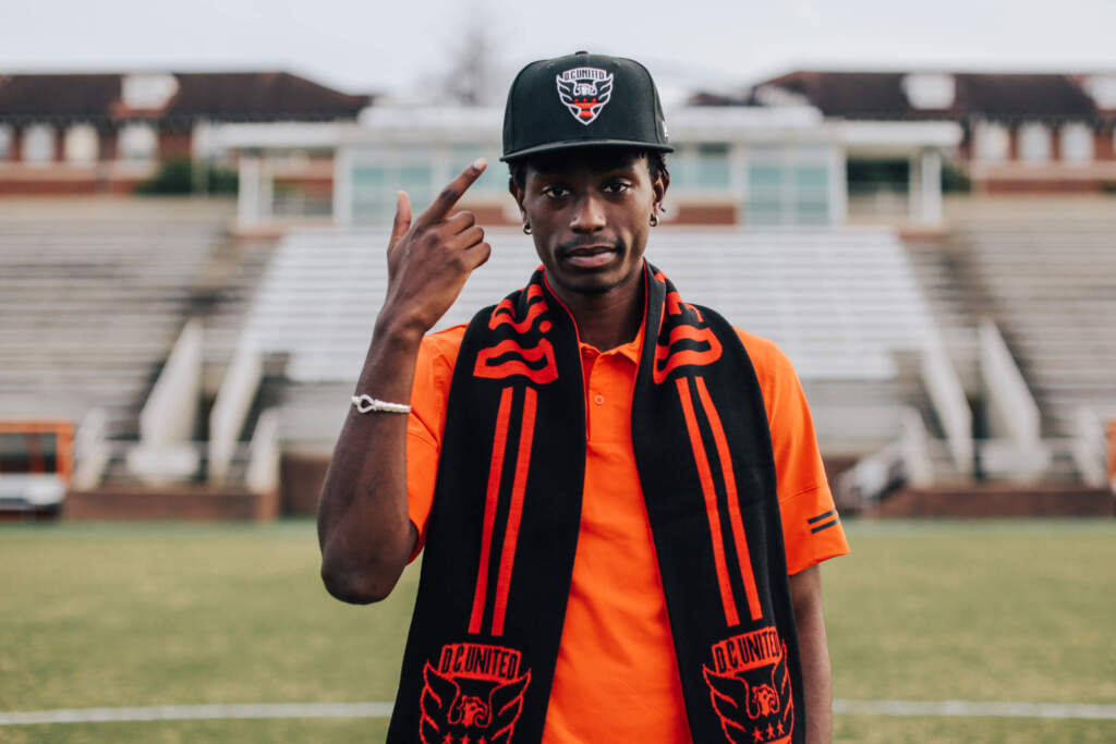 Kimarni Smith Signs With D.C. United